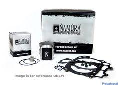 Namura NX-70022K Top-End Rebuild Kit for 1998-02 KTM 200 SX - 63.94mm