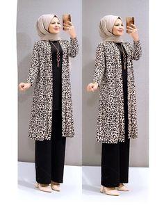 Modest Fashion Hijab, Abaya Fashion, Muslim Fashion, Fashion Outfits, Iranian Women Fashion, Hijab Fashionista, Hijab Fashion Inspiration, Latest African Fashion Dresses, Mode Hijab