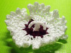 Ravelry: Sweet William Crochet Flower Pattern pattern by Camelia Shanahan