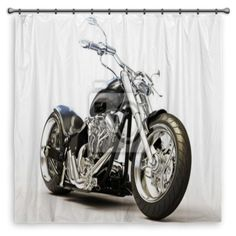 26 Best HARLEY DAVIDSON SHOWER CURTAIN Images