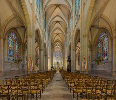 Basilica of Saint Clotilde Interior, Paris, France - Diliff - Sainte-Clotilde, Paris - Wikipedia, the free encyclopedia