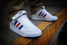 Chubster favourite ! - Coup de cœur du Chubster ! - shoes for men - chaussures pour homme - sneakers - boots - sneakershead - yeezy - sneakerspics - solecollector -sneakerslegends - sneakershoes - sneakershouts - Adidas Forum Mid
