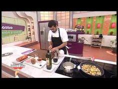 Receta: Lomo adobado con jamón y queso - YouTube