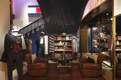 47842201 Tommy Hilfiger flagship store, Brompton Road, London store design