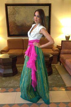 vestidos de fiesta mexicanos - Buscar con Google