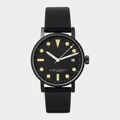 Superautomatic Watch- David Ericsson, 2014