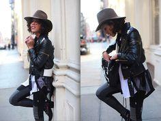 Christina Caradona - Black and White in TriBeCa