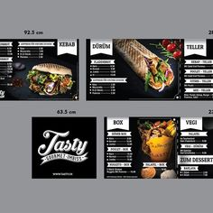 Menuboard for Restaurant Signage contest design Döner Restaurant, Restaurant Barbecue, Restaurant Menu Design, Menu Board Design, Food Menu Design, Digital Menu Boards, Digital Signage, Food Truck, Menue Design