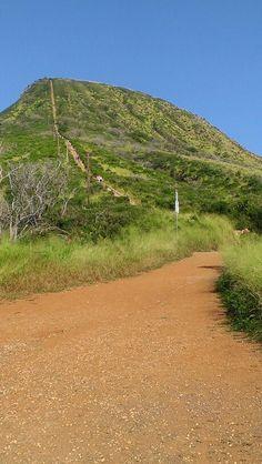 Koko Head hike, Oahu (photo: BCM)