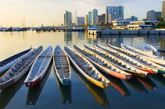 Photo about Philippine Navy s dragon boats in Manila Bay, Philippines. Image of dragons, philippines, manila - 879691 Voyage Philippines, Les Philippines, Philippines Travel, Bora Bora, Holiday Destinations, Travel Destinations, Dragon Boat, Online Travel, Malaysia