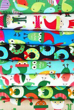 Jingle by Ann Kelle for Robert Kaufman Fabrics