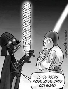 humor grafico star wars
