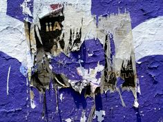 Cecil Touchon - Photograph - Wall in Cuernavaca, Mexico