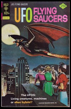 UFO Flying Saucers #101976
