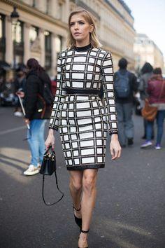 PFW Day Three - Celebrity Fashion Trends