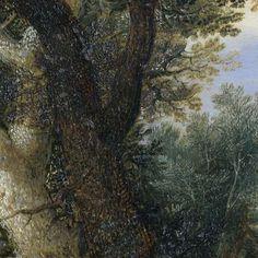 Rust op de vlucht naar Egypte, manner of Jan Brueghel (I), 1600 - 1699 - Paintings - Works of art - Explore the collection - Rijksmuseum