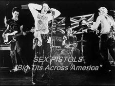 The Fucking Rotter / Big Tits Across America - SEX PISTOLS
