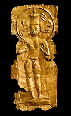 Candraprabha, Personification of the Moon, late 7th–8th C. Central Thailand. personifying planets has Vedic origins in ancient India and was part of the veneration of the elements in S.E. Asia.