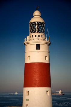 Lighthouse by Thomas Poiger, via 500px