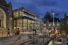 Duke University's New West Campus in North Carolina - e-architect