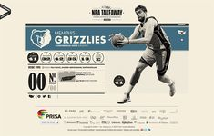 Modern Sport Web Designs Inspiration | Cool Graphic & Web Design Blog