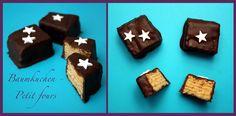 Baumkuchen - Petit Fours