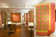 Antique quilts can be boho too, when they are combined with other boho stuff.