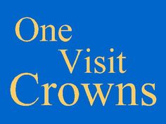 It's not magic. It's #Cerec #OneDayCrown. A #ToothCrown in one visit is possible at #Revitta #CosmeticDentistry / Brooklyn, NY / 718-743-2222 www.OneDayCrownNY.com