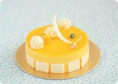 mango-cheese-mousse-cake http://bossacafez.blogspot.com