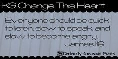KG Change This Heart font by Kimberly Geswein Fonts.    Free for personal use.  Please pay for commercial use.