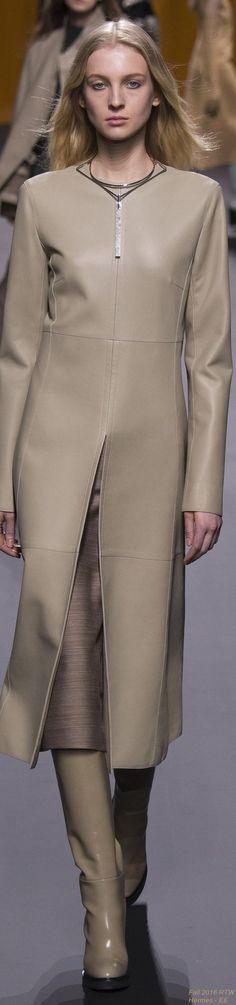 Fall 2016 Ready-to-Wear Hermès- EE: