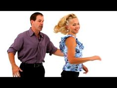 How to Do the Tuck Turn with a Free Spin | East Coast Swing | How to Swing Dance - YouTube ***very thorough instructions***