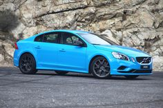 The sedate swede finally let loose, after finding out his parents would be away for the weekend.   [Volvo S60 Polestar Concept]