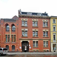 Berlin - St. Hedwigs-Krankenhaus aus den Jahren 1851 bis 1928 von Vincenz Statz und Albert Kinel_04