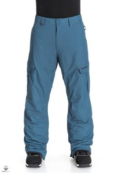 Spodnie Snowboardowe Quiksilver Mission INS Snow Pants