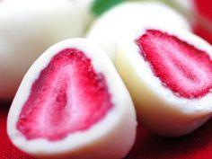 Domácí jahodové knedlíky