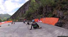 Sector 9 Downhill Division - Extremsportveko Raw Run