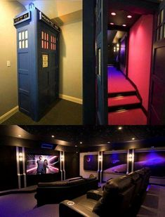 home theater rooms diy & home theater rooms . home theater rooms small . home theater rooms basements . home theater rooms diy . home theater rooms luxury . home theater rooms modern . home theater rooms ideas . home theater rooms seating Home Theater Design, Dream Home Design, My Dream Home, House Design, Home Theatre, Secret Theatre, Attic Design, Interior Design, Movie Theater Rooms