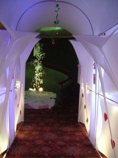 .. el tunel que te transportara a la magia!!