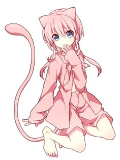 Pokemon Gijinka (Mew) It's soooo kawaii Pokemon Mew, Mew Y Mewtwo, Gijinka Pokemon, Pokemon Fan Art, Pikachu, Pokemon Fairy, Kawaii Anime, Loli Kawaii, Anime Neko