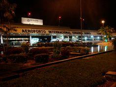 Aeroporto de Manaus-Am: a porta de entrada e saída da minha cidade natal.