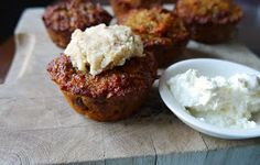 Cook Chew Conquer: Paleo Carrot + Coconut Muffins