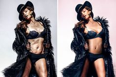 Cindy Crawford Photoshop Beauty Standards