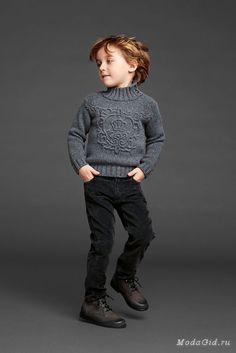 Детская мода: Dolce & Gabbana, осень-зима 2013-2014, kids