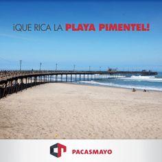 Playa Pimentel - Chiclayo