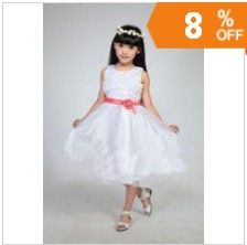 http://www.aliexpress.com/store/621900   Retail girls` summer Red /White dress ball princess dress 2013 new hot girls 3--12 years