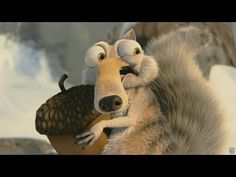 scrat and the nut squirrel fantasy movie Ice Age Movies, Fantasy Movies, Cartoon Pics, Pixar, Squirrel, Hd Wallpaper, Animation, Cool Stuff, Illustration