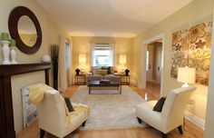 Living Room Portfolio~ Feels Like Home 2 Me Home Staging in Toronto