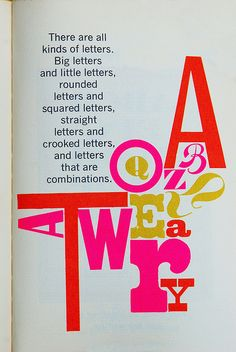 Books, 1952. Designed by John Alcorn (PushPin Studio)