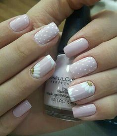 160 best natural short square nails design for summer nails page 32 homeins Fancy Nails, Love Nails, My Nails, Prom Nails, Square Nail Designs, Nail Art Designs, Nails Design, Spring Nails, Summer Nails